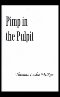 Pimp in the Pulpit - Cover