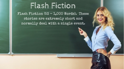 Flash Fiction - Blog