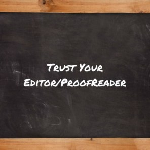 Trust Your Editor
